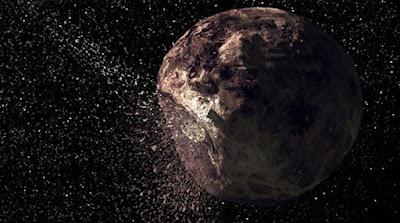 Ο αστεροειδής «2300 Phaethon» θα περάσει «μία ανάσα» από τη Γη πριν τα Χριστούγεννα