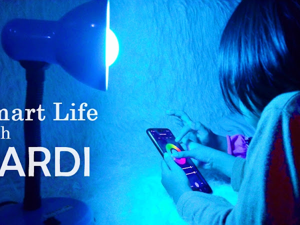 Smart Life with BARDI