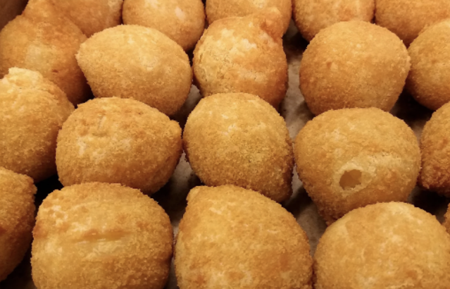 Different Variations Of The Brazilian Croquette