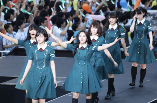 Keyakizaka46 concert republic of keyaki