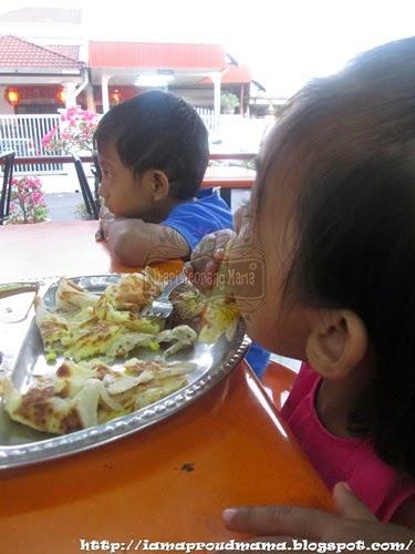 Nasi Lemak Ayam Goreng Restoran Seri Has, Klang