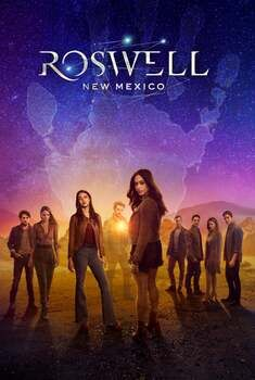 Roswell, New Mexico 2ª Temporada Torrent – WEB-DL 720p/1080p Dual Áudio