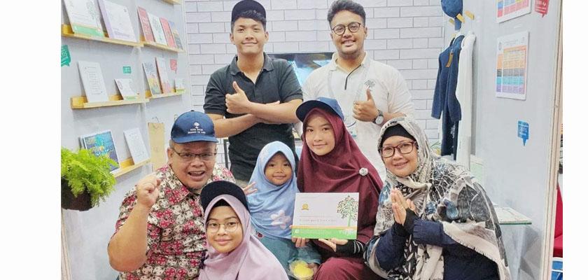 Keluarga Harry Santosa : Fitrah Based Education