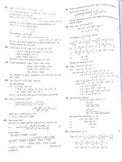 polynomial math  capsule 7