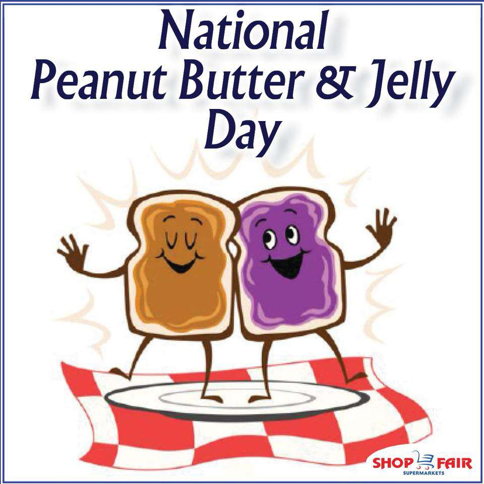 National Peanut Butter and Jelly Day Wishes for Whatsapp