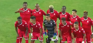 فريق الأهلى بنغازى الليبى