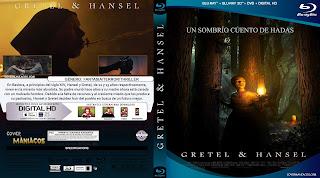 CARATULA GRETEL Y HANSEL 2020[COVER BLU-RAY]