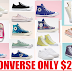 Converse $25 Chuck Taylor Sale!! Men's and Women's Chuck Taylor Low Tops and High Tops Only $25 (Reg $50 - $80) + Free Shipping and Free Shipping Back on Returns.