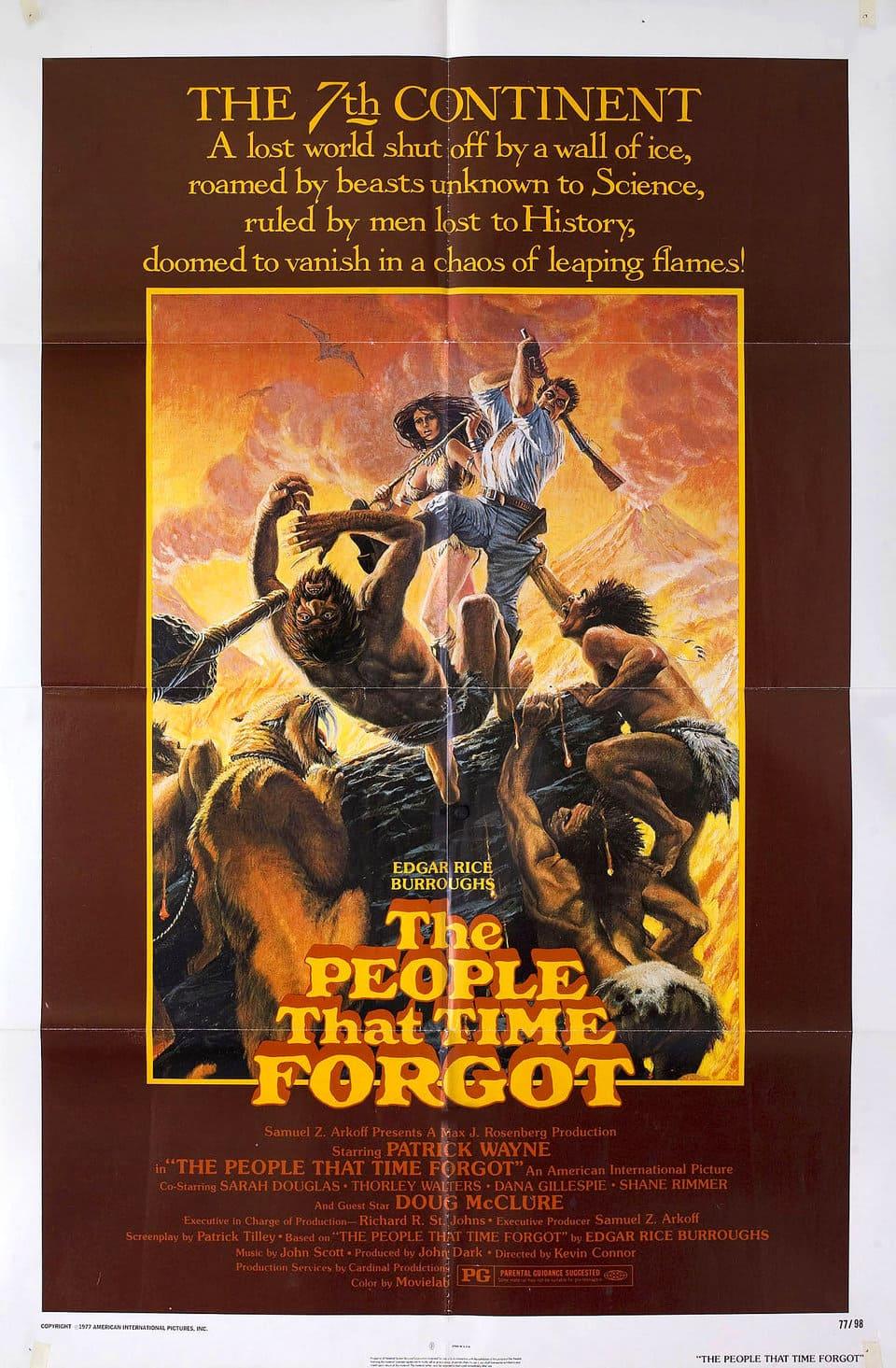 Viaje al Mundo Perdido (1977)