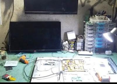 tukang servis reparasi elektronik terpercaya Tangerang dan Tangsel