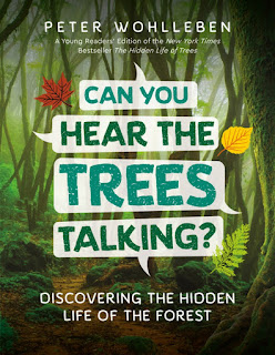 Review of Can You Hear the Trees Talking? by Peter Wohlleben