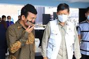 Stafsus Presiden Jokowi Ungkap Ditangan GSVL Kota Manado Berkembang Pesat