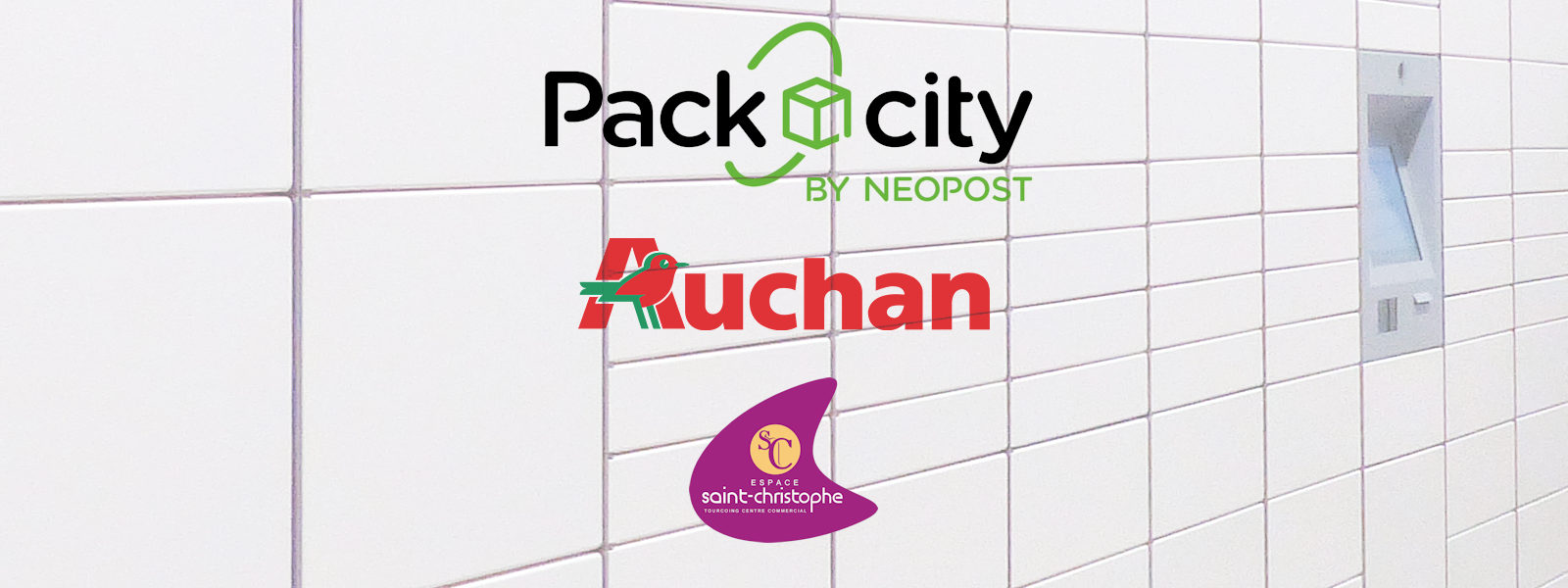 Pack City Auchan City Tourcoing