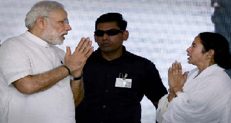 now-battle-over-observance-of-teachers-day-modi-mamata-baneerjee-paramnews