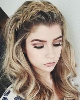 Model Rambut Putri Yasmine