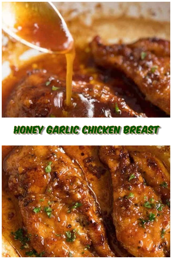 #Honey #Garlic #Chicken #Breast #crockpotrecipes #chickenbreastrecipes #easychickenrecipes