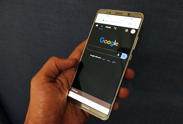 How to try the new night mode for sites in Chrome on Android