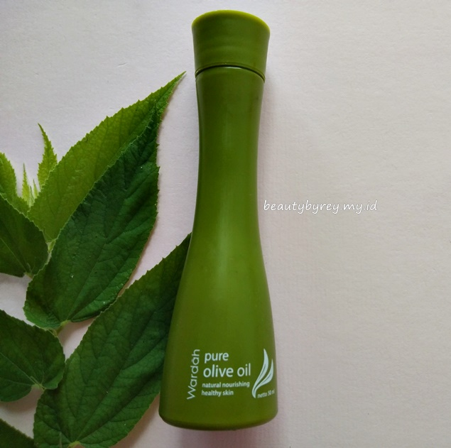 Review Wardah Pure Olive Oil