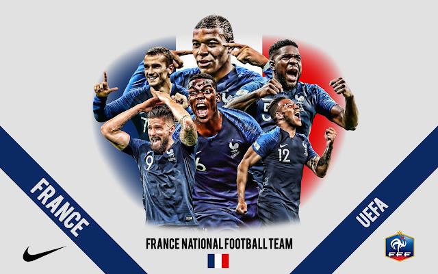 France World Cup Kits 2018 Dream League Soccer