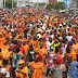 PASTEUR EDOH KOMI ATTEND DU GOUVERNEMENT DES SOLUTIONS A LA CRISE QUE DU NOMBRE DES MANIFESTANTS