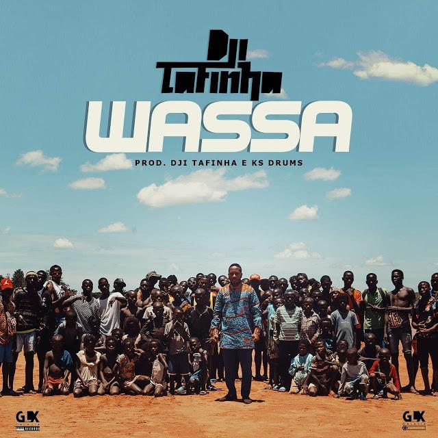 Dji Tafinha - Wassa (Mukixi) (Afro Trap) (Prod. Dji Tafinha & KS Drums)