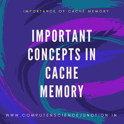 performance issues in cache memory