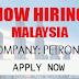 PETRONAS MALAYSIA JOB VACANCIES - JOBS IN MALAYSIA