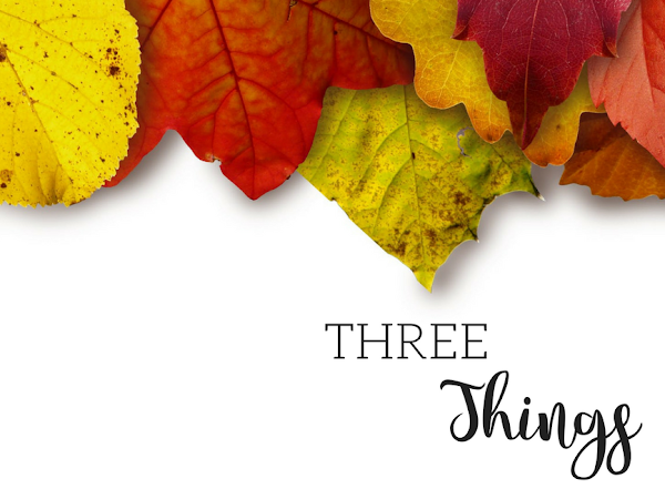 Three Things {Little Leaves are Falling, Echo Singing & Vocal Exploration}