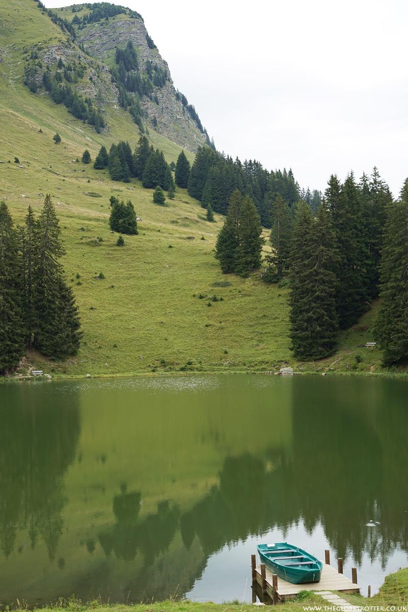 Lake Retaud