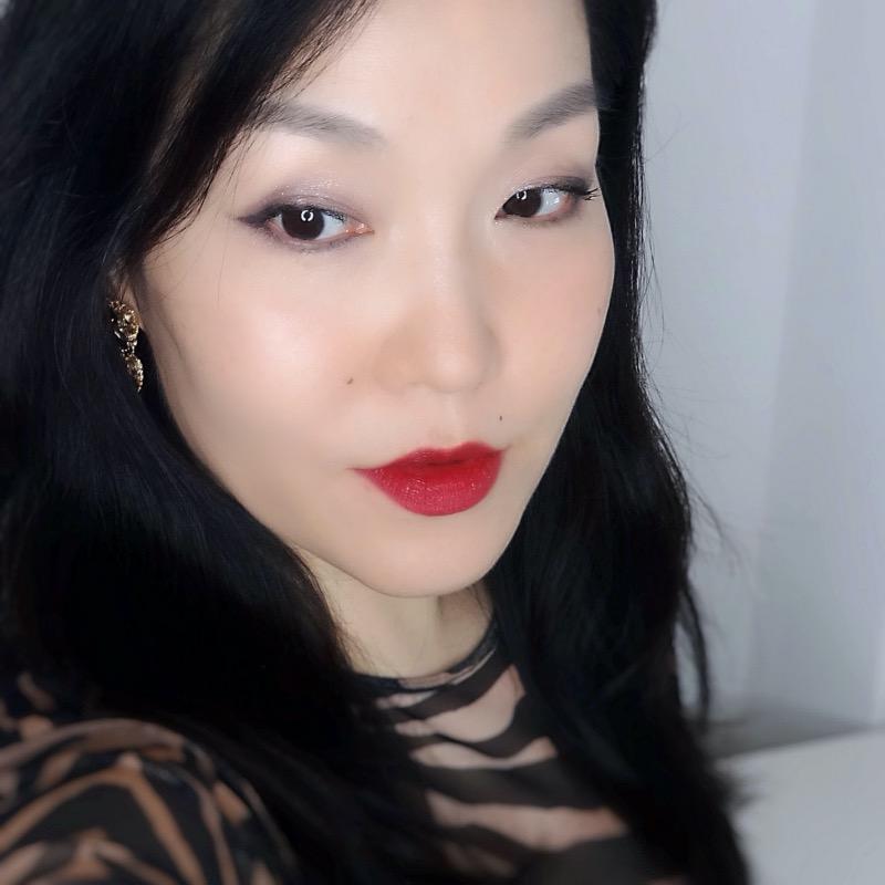 Le Lion de Chanel Lipstick Rouge Vie (58) swatches