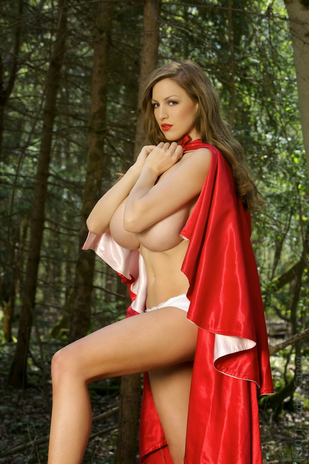 Little red riding ho nude agree