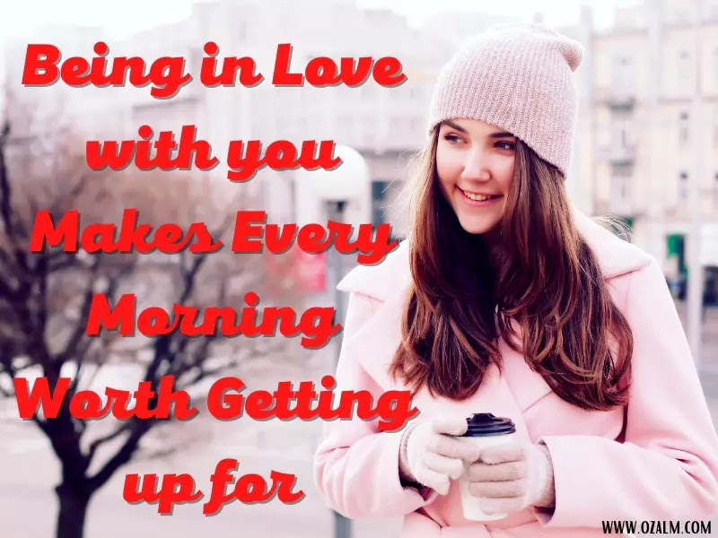 Good Morning Love Images for Girlfriend