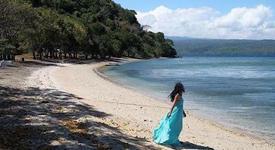 Pulau Satonda wisata pulau di Indonesia