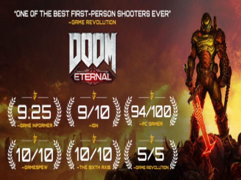 Download DOOM Eternal Game PC Free