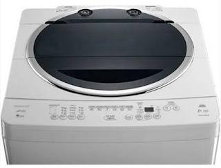 سعرغسالة توشيبا فوق أوتوماتيك 10 كجم لون أبيض موديل AEW-E1050SUP