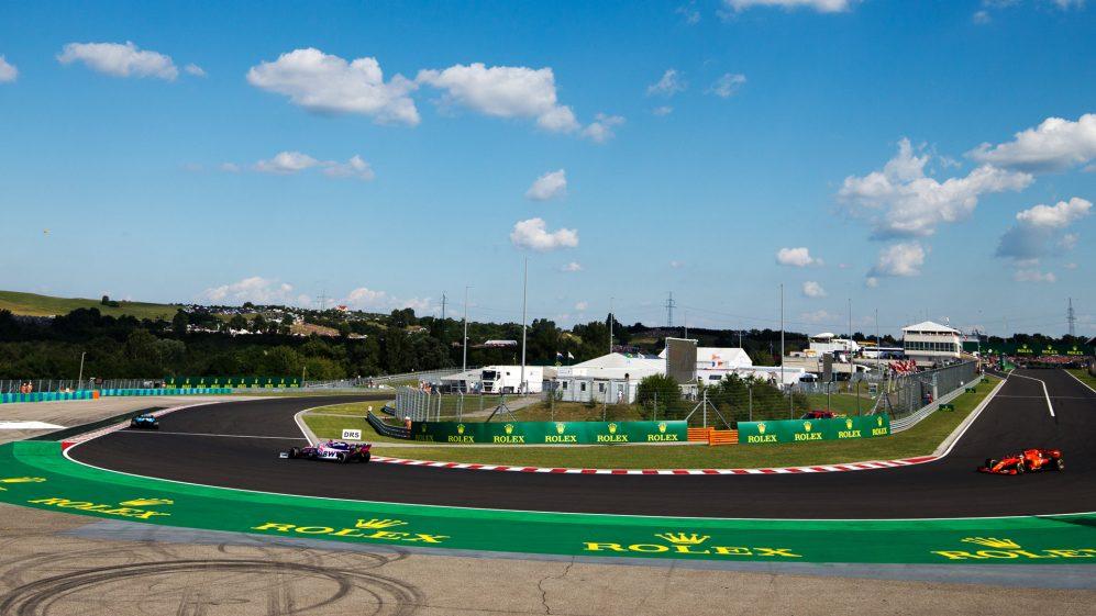 A que horas é o Grande Prêmio da Hungria de F1 de 2021