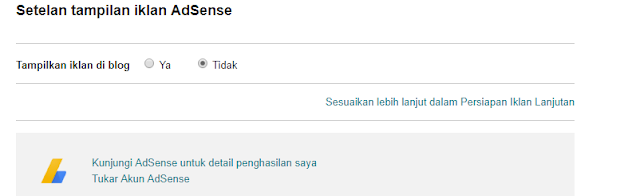 Penyebab Ketika Edit Tempelate di Blog Tidak Bisa Disimpan, Karna Hal Satu Ini... !