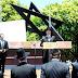 Con la presencia del Gran Rabino Lau, se rindió homenaje en Tablada a las víctimas fatales de los atentados a la Embajada de Israel y a la AMIA