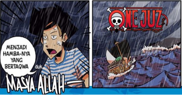 10 Akun Komik Islami Lucu di Instagram yang Wajib Kamu Follow
