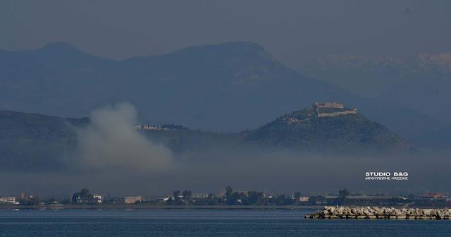 Χειβιδόπουλος: Τοξική βόμβα για την υγεία η φωτιά στα Γκριμάρια