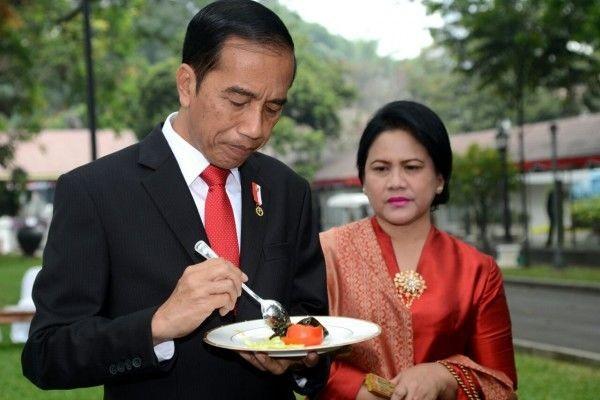 Makanan Kesukaan Jokowi