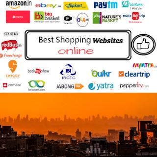 Best Shopping Websites Online