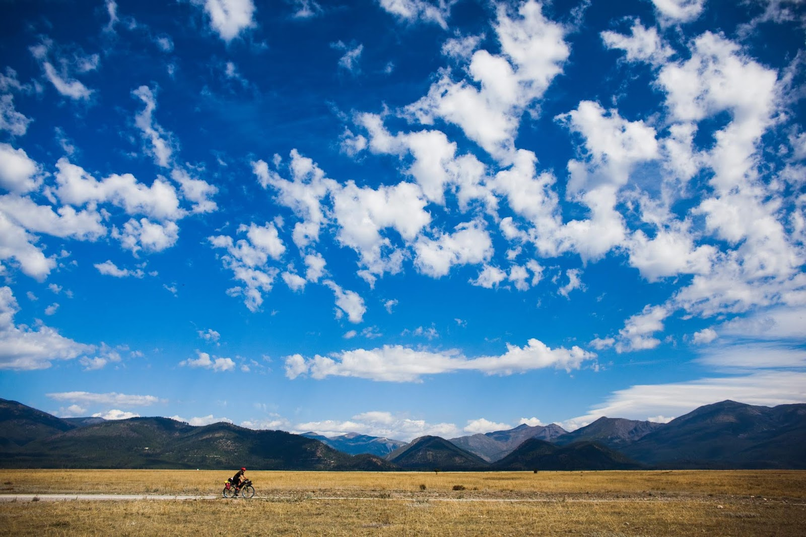 Tour Divide Route – Credit: Bikepacking.com