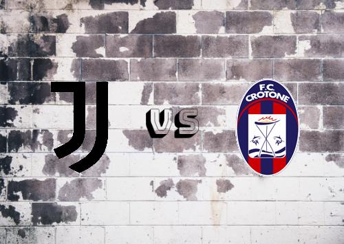 Juventus vs Crotone  Resumen y Partido Completo