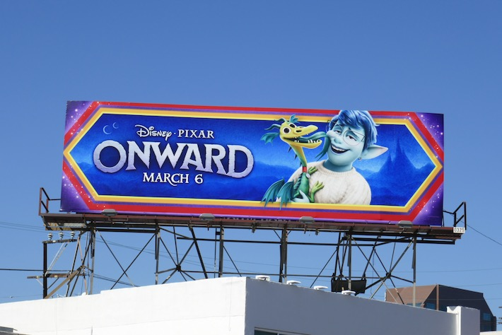 Onward Laurel Lightfoot billboard