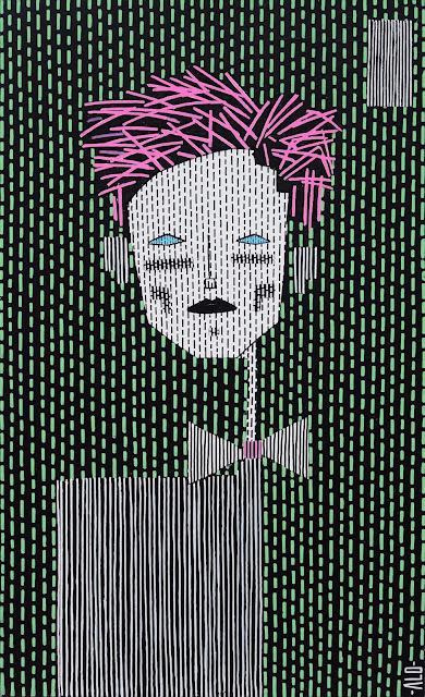 Arthur Rimbaud - alo - aloart - london - paris - artist - urban expressionism - urban art - street art - instaart