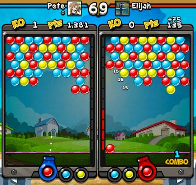 Bubble Pop Battle
