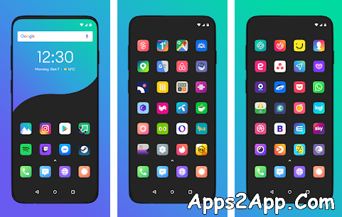Borealis – Icon Pack APK v2.22.0 Patched [Latest]