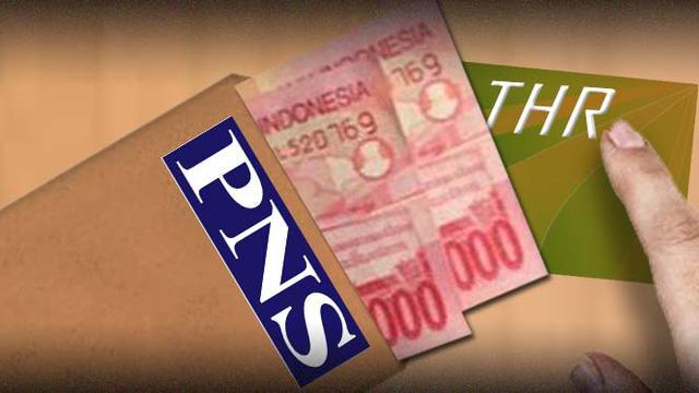 Informasi Pembayaran THR PNS Polri TNI Tahun ini