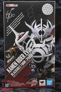 S.H. Figuarts Kamen Rider Evol Black Hole Form (Phase 4) Box 01
